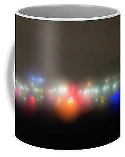 Coffee Mug featuring the photograph The Seeds Of Starbase 4 by Alex Lapidus