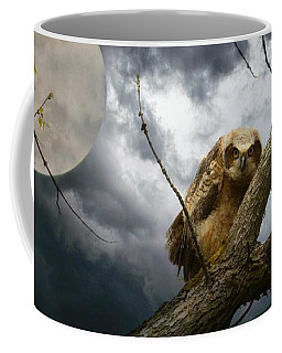 Coffee Mug featuring the photograph The Seer Of Souls by Heather King