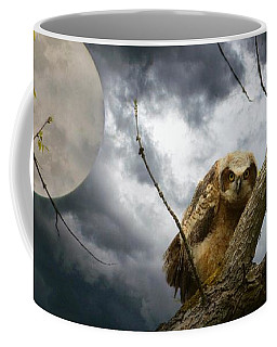 The Seer Of Souls Coffee Mug by Heather King