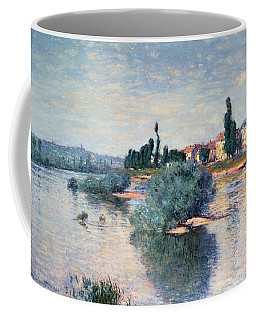 The Seine At Lavacourt Coffee Mug