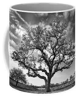 The Sentinel Bw Coffee Mug