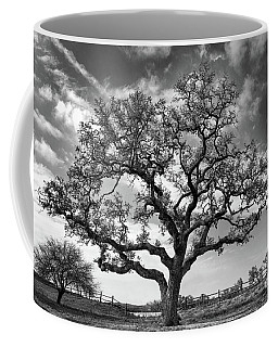 The Sentinel Bw Coffee Mug