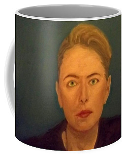 The Serious Lady Coffee Mug