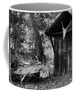 The Shack Coffee Mug by Wade Courtney