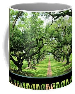 The Shade Of The Oak Tree Coffee Mug