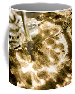 The Shadow And Light Web Coffee Mug by Samantha Thome