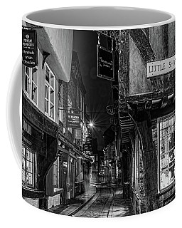 The Shambles At Night Coffee Mug
