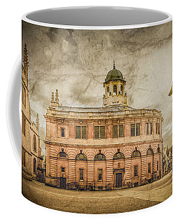 Oxford, England - The Sheldonian Theater Coffee Mug