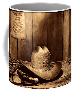 The Sheriff Office Coffee Mug