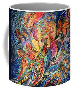 The Shining Of The Night Coffee Mug