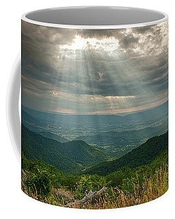 The Shining Valley Coffee Mug