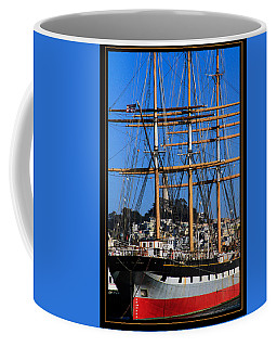 The Ship Balclutha Coffee Mug