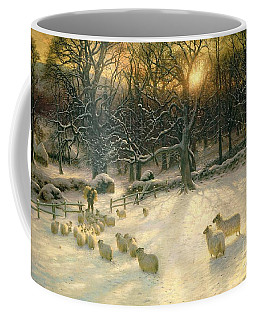 The Shortening Winters Day Is Near A Close Coffee Mug