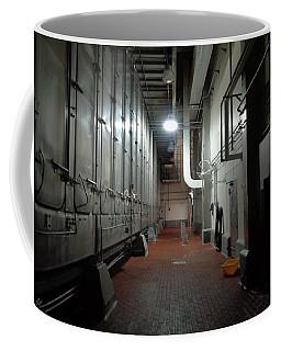 The Show Is Over Pt. II Coffee Mug