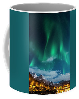 Coffee Mug featuring the photograph The Show Must Go On by Alex Lapidus