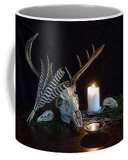 The Shrine Coffee Mug