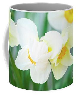 The Shy Couple Coffee Mug