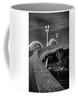 The Sierra Vista Bridge Of Roseville Coffee Mug
