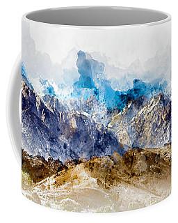 The Sierras Coffee Mug
