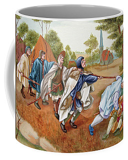 The Sighted Leads The Sighted Coffee Mug