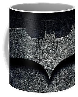 The Sign Of Batman Coffee Mug