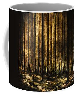 The Silent Woods Coffee Mug