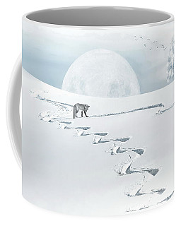 The Silver Fox Coffee Mug