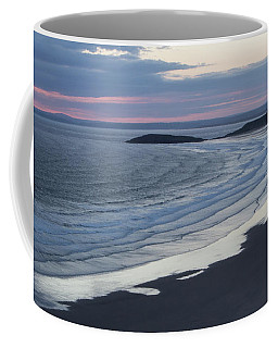 The Silver Sea Coffee Mug
