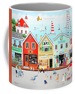 The Singing Bakers Coffee Mug