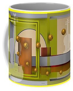 The Singular Song In Yellow Coffee Mug