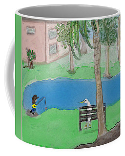 The Sitter Coffee Mug
