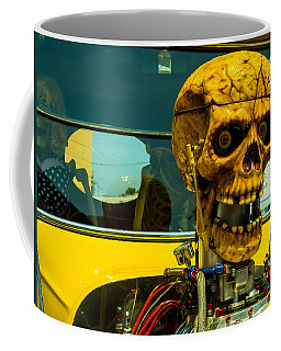 The Skull Coffee Mug