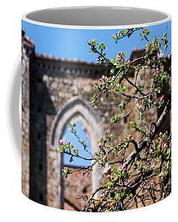 The Sky As A Roof Coffee Mug