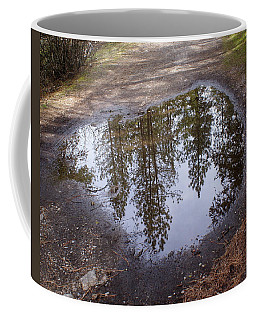 The Sky Below Coffee Mug