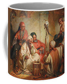 The Slave Market, 1853 Coffee Mug