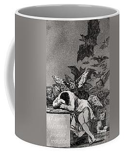 The Sleep Of Reason Produces Monsters Coffee Mug
