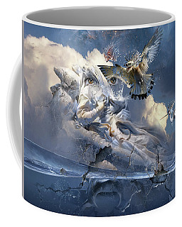 The Sleep Of Reason Produces Monsters Neo-surrealism Coffee Mug