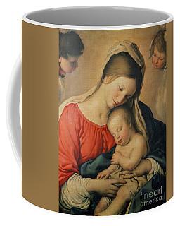 The Sleeping Christ Child Coffee Mug