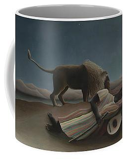 The Sleeping Gypsy, 1897 Coffee Mug