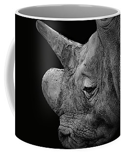 The Sleepy Rhino Coffee Mug