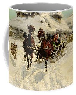 The Sleigh Ride Coffee Mug
