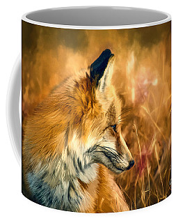 The Sly Fox Coffee Mug