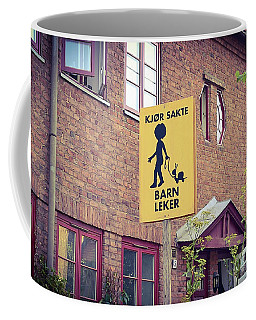 The Snail Kid Coffee Mug