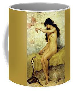 The Snake Charmer Coffee Mug
