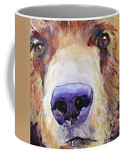 The Sniffer Coffee Mug