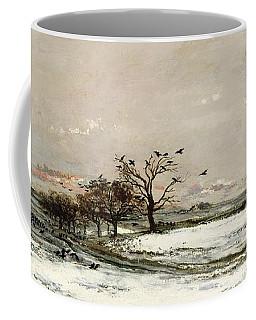 The Snow Coffee Mug