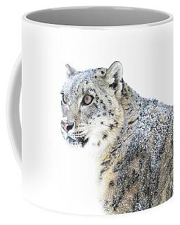 The Snow Leopard Coffee Mug