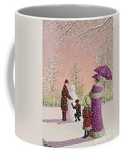The Snowman Coffee Mug