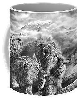 The Snows Of Kilimanjaro Coffee Mug