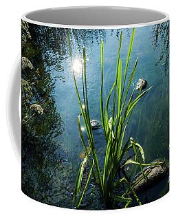 The Song Of Small Stream Coffee Mug
